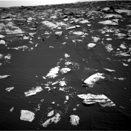 Nasa's Mars rover Curiosity acquired this image using its Right Navigation Camera on Sol 1604, at drive 3264, site number 60