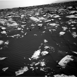 Nasa's Mars rover Curiosity acquired this image using its Right Navigation Camera on Sol 1604, at drive 3270, site number 60
