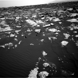 Nasa's Mars rover Curiosity acquired this image using its Right Navigation Camera on Sol 1604, at drive 3276, site number 60