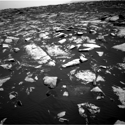 Nasa's Mars rover Curiosity acquired this image using its Right Navigation Camera on Sol 1604, at drive 3288, site number 60