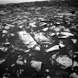 Nasa's Mars rover Curiosity acquired this image using its Right Navigation Camera on Sol 1604, at drive 3294, site number 60