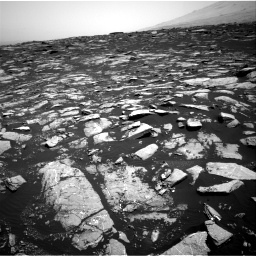 Nasa's Mars rover Curiosity acquired this image using its Right Navigation Camera on Sol 1604, at drive 3300, site number 60