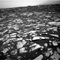 Nasa's Mars rover Curiosity acquired this image using its Right Navigation Camera on Sol 1604, at drive 3312, site number 60