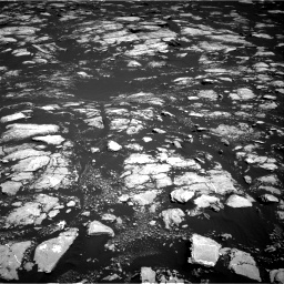 Nasa's Mars rover Curiosity acquired this image using its Right Navigation Camera on Sol 1604, at drive 3348, site number 60