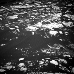 Nasa's Mars rover Curiosity acquired this image using its Right Navigation Camera on Sol 1604, at drive 3378, site number 60