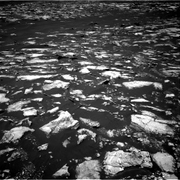Nasa's Mars rover Curiosity acquired this image using its Right Navigation Camera on Sol 1604, at drive 3498, site number 60