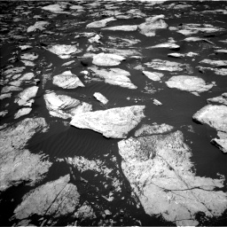 Nasa's Mars rover Curiosity acquired this image using its Left Navigation Camera on Sol 1605, at drive 120, site number 61