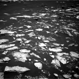 Nasa's Mars rover Curiosity acquired this image using its Right Navigation Camera on Sol 1605, at drive 0, site number 61