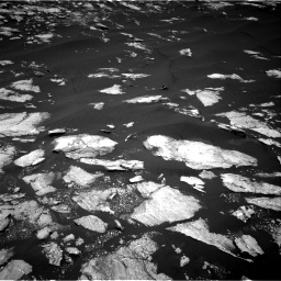 Nasa's Mars rover Curiosity acquired this image using its Right Navigation Camera on Sol 1605, at drive 18, site number 61