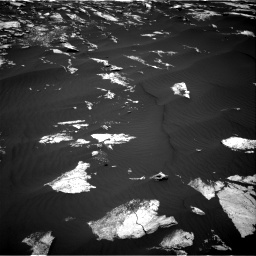 Nasa's Mars rover Curiosity acquired this image using its Right Navigation Camera on Sol 1605, at drive 36, site number 61