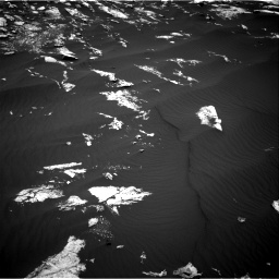 Nasa's Mars rover Curiosity acquired this image using its Right Navigation Camera on Sol 1605, at drive 42, site number 61