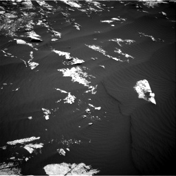 Nasa's Mars rover Curiosity acquired this image using its Right Navigation Camera on Sol 1605, at drive 48, site number 61