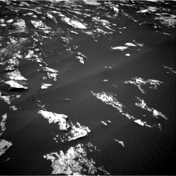 Nasa's Mars rover Curiosity acquired this image using its Right Navigation Camera on Sol 1605, at drive 60, site number 61