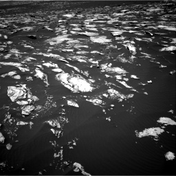 Nasa's Mars rover Curiosity acquired this image using its Right Navigation Camera on Sol 1605, at drive 78, site number 61