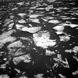 Nasa's Mars rover Curiosity acquired this image using its Right Navigation Camera on Sol 1605, at drive 114, site number 61