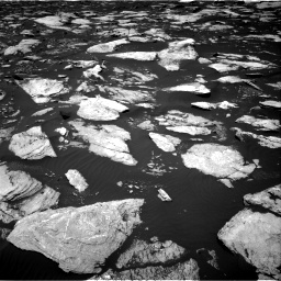 Nasa's Mars rover Curiosity acquired this image using its Right Navigation Camera on Sol 1605, at drive 132, site number 61