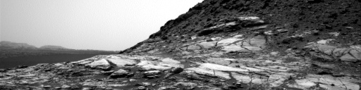 Nasa's Mars rover Curiosity acquired this image using its Right Navigation Camera on Sol 1607, at drive 156, site number 61
