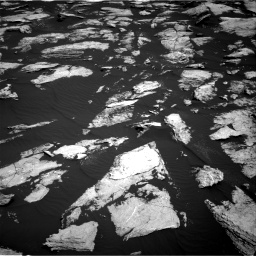 Nasa's Mars rover Curiosity acquired this image using its Right Navigation Camera on Sol 1608, at drive 168, site number 61