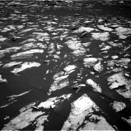 Nasa's Mars rover Curiosity acquired this image using its Right Navigation Camera on Sol 1608, at drive 174, site number 61