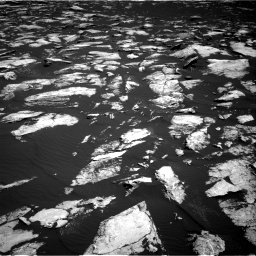 Nasa's Mars rover Curiosity acquired this image using its Right Navigation Camera on Sol 1608, at drive 180, site number 61