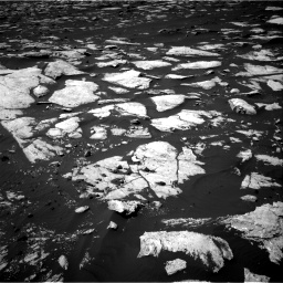 Nasa's Mars rover Curiosity acquired this image using its Right Navigation Camera on Sol 1608, at drive 198, site number 61