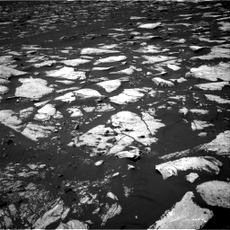 Nasa's Mars rover Curiosity acquired this image using its Right Navigation Camera on Sol 1608, at drive 204, site number 61