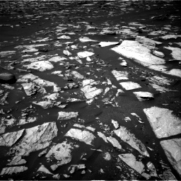 Nasa's Mars rover Curiosity acquired this image using its Right Navigation Camera on Sol 1608, at drive 228, site number 61
