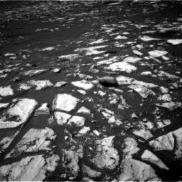 Nasa's Mars rover Curiosity acquired this image using its Right Navigation Camera on Sol 1608, at drive 240, site number 61