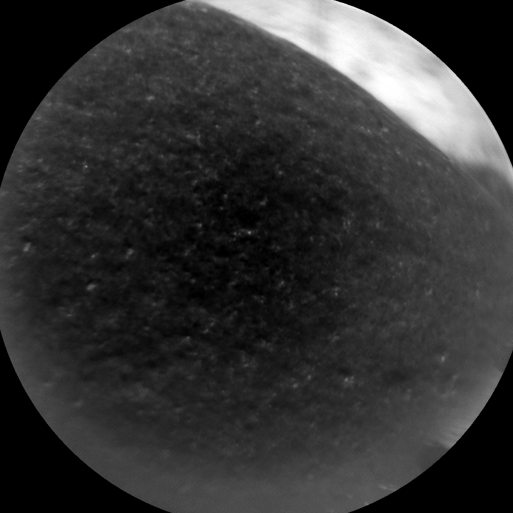 Nasa's Mars rover Curiosity acquired this image using its Chemistry & Camera (ChemCam) on Sol 1609, at drive 252, site number 61
