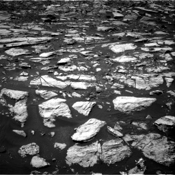 Nasa's Mars rover Curiosity acquired this image using its Right Navigation Camera on Sol 1610, at drive 288, site number 61