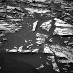 Nasa's Mars rover Curiosity acquired this image using its Right Navigation Camera on Sol 1610, at drive 312, site number 61