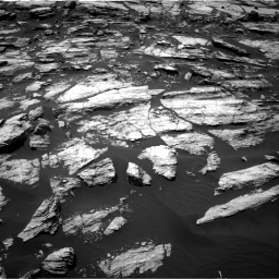Nasa's Mars rover Curiosity acquired this image using its Right Navigation Camera on Sol 1610, at drive 330, site number 61