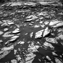 Nasa's Mars rover Curiosity acquired this image using its Right Navigation Camera on Sol 1610, at drive 342, site number 61