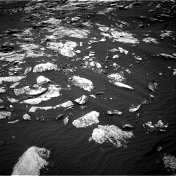 Nasa's Mars rover Curiosity acquired this image using its Right Navigation Camera on Sol 1610, at drive 432, site number 61