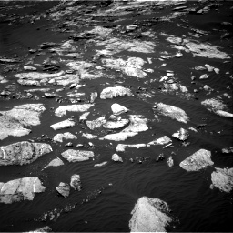 Nasa's Mars rover Curiosity acquired this image using its Right Navigation Camera on Sol 1610, at drive 438, site number 61
