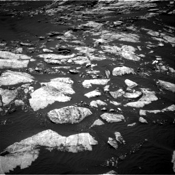 Nasa's Mars rover Curiosity acquired this image using its Right Navigation Camera on Sol 1610, at drive 444, site number 61