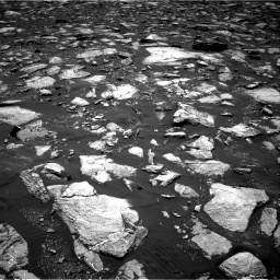 Nasa's Mars rover Curiosity acquired this image using its Right Navigation Camera on Sol 1611, at drive 462, site number 61