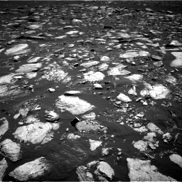 Nasa's Mars rover Curiosity acquired this image using its Right Navigation Camera on Sol 1611, at drive 474, site number 61