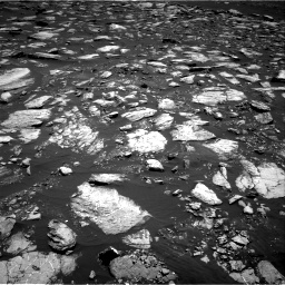 Nasa's Mars rover Curiosity acquired this image using its Right Navigation Camera on Sol 1611, at drive 480, site number 61