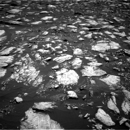 Nasa's Mars rover Curiosity acquired this image using its Right Navigation Camera on Sol 1611, at drive 486, site number 61