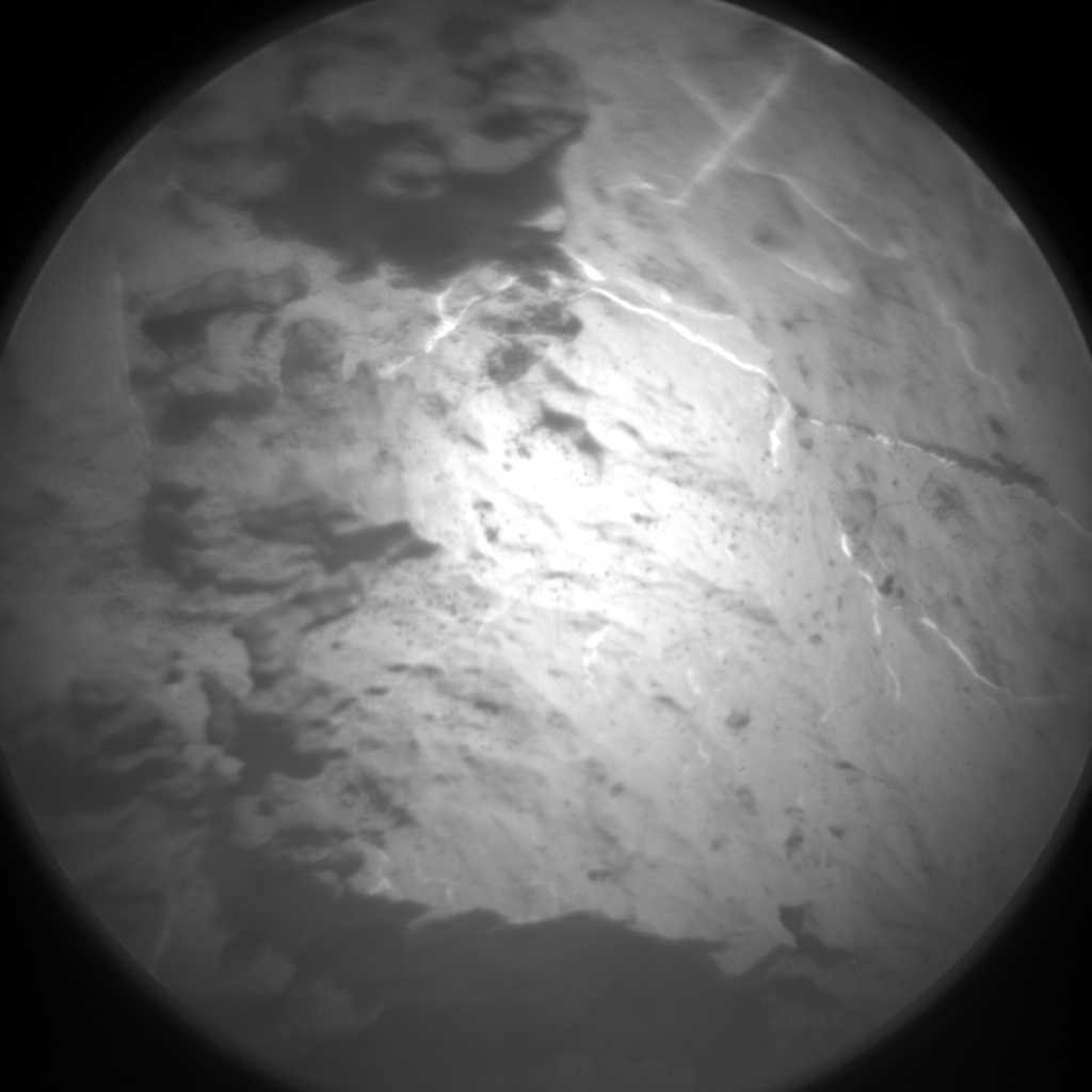 Nasa's Mars rover Curiosity acquired this image using its Chemistry & Camera (ChemCam) on Sol 1612, at drive 648, site number 61