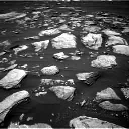 Nasa's Mars rover Curiosity acquired this image using its Right Navigation Camera on Sol 1612, at drive 654, site number 61