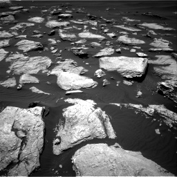 Nasa's Mars rover Curiosity acquired this image using its Right Navigation Camera on Sol 1612, at drive 684, site number 61