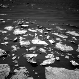 Nasa's Mars rover Curiosity acquired this image using its Right Navigation Camera on Sol 1612, at drive 702, site number 61