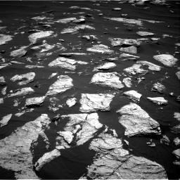 Nasa's Mars rover Curiosity acquired this image using its Right Navigation Camera on Sol 1612, at drive 720, site number 61