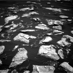 Nasa's Mars rover Curiosity acquired this image using its Right Navigation Camera on Sol 1612, at drive 732, site number 61