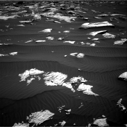 Nasa's Mars rover Curiosity acquired this image using its Right Navigation Camera on Sol 1612, at drive 792, site number 61