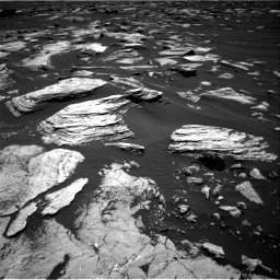Nasa's Mars rover Curiosity acquired this image using its Right Navigation Camera on Sol 1612, at drive 864, site number 61