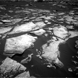 Nasa's Mars rover Curiosity acquired this image using its Right Navigation Camera on Sol 1612, at drive 912, site number 61