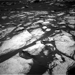 Nasa's Mars rover Curiosity acquired this image using its Right Navigation Camera on Sol 1612, at drive 924, site number 61